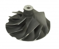 CAST COMPRESSOR WHEELS