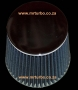 AF09 100mm Flat Top Cone Air Filter