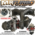 BMW N54 335i STAGE 3 UPGRADE TURBOCHARGERS