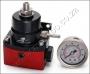FPR04 Fuel Injection Pressure Regulator 6 An Efi Black-Red  1/8