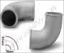 "ABC10 Aluminum Elbow Cast 51mm 2""  90 Degree"