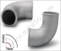 "ABC11 Aluminum Elbow Cast 63mm 2,5""  90 Degree"