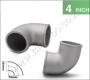 ABC13  Aluminum Elbow Cast 102mm 4