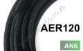 AER120  - AN6 Cotton Over Braided Fuel