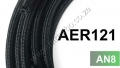 AER121 - AN8 Cotton Over Braided Fuel pipe