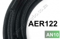 AER122 - AN10 Cotton Over Braided Fuel pipe