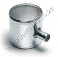 AT-102-25 Universal BOV T-pipe 102mm 4
