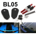 BL05 D1 JDM Plus Flush Hood Latch and Pin Kit