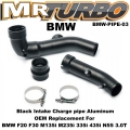 PIPE-BMW-03 Intake Charge pipe Aluminum For BMW F20 F30 M135i M2