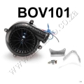 BOV101 BLACK Fake Dump Valve With LED Electronic Turbo
