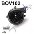 BOV102 BLACK LARGE  LED Professional Car Fake Dump Electronic Tu