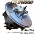CHRA-259A-DR UPGRADE GOLF7R IS38 BALL BEARING CW52.6-68MM TW52-5