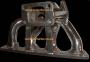 EM984 Honda Civic D16 92-95 Stainless Steel Manifold