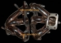 EM998 RB26DET Twin Turbo Stainless Steel Manifold