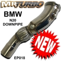 EP018  BMW N20 DOWN PIPE