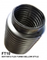 FT10 50X110X12 FLEX TUBE BELLOW STYLE