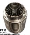 FT12 63X110X12 FLEX TUBE BELLOW STYLE