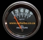 GA01 Oil Pressure Gauge