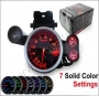 GA13 Rev counter Black DEFI LINK 80mm + Shift Light