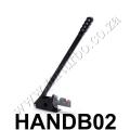 HANDB02 VERTICAL 630mm Long Handle Handbrake Master Cyliner 0.75
