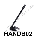 HANDB02 VERTICAL 630mm Long Handle Handbrake Master Cyliner 0.75