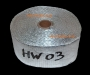 HW03 50*0.8mm 10m Aluminium Heat Wrap