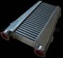 INT19 460x150x70 U FLOW Intercooler