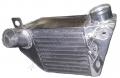 """INT22 INTERCOOLER VW GOLF/JETTA MK4 1.8T 2.45""""PIPE 190*200*100MM"""