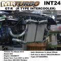 INT24 GT-R R35 Intercooler Kit For Nissan GT-R R35 VR38DETT