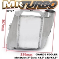 INT37 CHARGE COOLER Inlet/Oulet 3