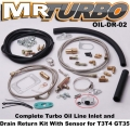 OIL-DR-02 Oil Line Inlet Drain Return Kit