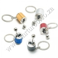 PROM-05 6-Speed Gear Shift Gearbox KeyRing