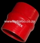 SILH76R 76mm Hump Hose Red