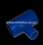 SILT50 50-25-50mm T Piece Blue