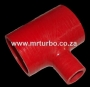 SILT63 63-25-63mm T Piece Red