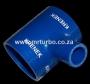 SILT76 76-25-76mm T Piece Blue