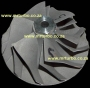 CW05 T04E Trim57 Compressor Wheel
