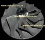 CW04 T04E Volvo Compressor Wheel