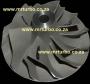 CW01 T3 46.5mm-60mm Compressor Wheels