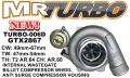 TURBO-006D TURBO GTX2867 BILLET ANTISURGE (CW49-67) (TW47-54) (T