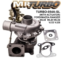 TURBO-054A-SL FORD/MAZDA/'RANGER B2500/RANGER DOUBLE CAB WITH AC