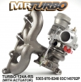 TURBO-124A-RS AUDI/VW TIGUAN 1.4 TSI 5303-970-0248 03C145702P