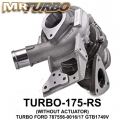 TURBO-175-RS FORD 787556-0016/17 GTB1749V (WITHOUT ACTUATOR)