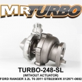 TURBO-248-SL  TURBO WITHOUT ACC FORD RANGER 3.2L T6 2011 GTB2256