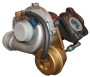 Turbo-005A K03-29 UPGRADE Turbocharger