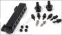 VAC01-BLK BOOST/ VACUUM/ MANIFOLD BLOCK