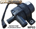 WP03 37L/M 20mm-20mm water pump