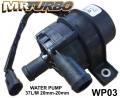 WP03 37L/M 20mm-20mm water pump