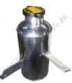 WT04 WATER TANK 1.5L ROUND MIRROR POLISHED
