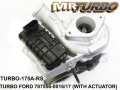 TURBO-175A-RS TURBO FORD 787556-0016/17 GTB1749V (WITH ACTUATOR